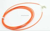 LC-LC Sm de fibra óptica simple latiguillo