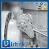 Didtek verriegelte Mütze-Knall-Gegengewicht-Schwingen-Rückschlagventil