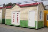 Het leven 20FT Containers van het Sta-caravan van de Container de Draagbare