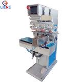 Imprimante de garniture de plateau d'encre de couleur de la navette quatre avec le gabarit rotatoire