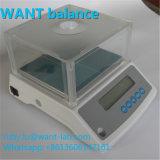15000g 0,1 g Grama 15kg Capacidade LCD duplo visor de luz e luz de fundo Weighter Manufactor eletrônico digital