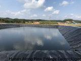 Биогаз проекта - 15000m3 HDPE анаэробные лагуна
