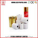 Venta directa de fábrica de papel caja registradora rollos de papel térmico