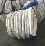 32 Polyester-Seil-Trosse-Seil des Strang-64mm doppeltes umsponnenes