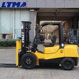 Qualidade superior caminhão de Forklift mecânico de um LPG de 3.5 toneladas para a venda