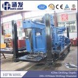 La perforación DTH potable utilizado Borewell Perforación (HFW400L)