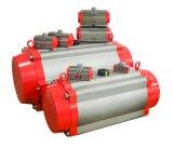 압축 공기를 넣은 플랜지 공 벨브 - 3PCS 공 벨브