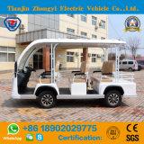 Миниый автомобиль 8 Seater электрический Sightseeing для туриста с Ce Certifivate
