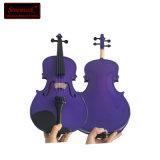 Las mejores marcas de fábrica de los precios bajos de los precios hechos a mano del violín eléctrico colorido en Egipto