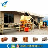 Qt4-10 brique Lego Machine automatique de l'argile du sol de la machine de brique