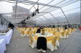 ألومنيوم واضحة سقف فسطاط حزب خيمة