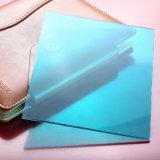 Feuille en plastique légère de construction de matériau de feuille légère de polycarbonate