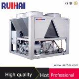 Refrigerador de água para a pista de gelo com tipo refrigerado a ar do compressor do parafuso