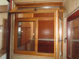 Het Stevige Houten Venster van Woodwin met Dubbel Glas