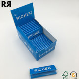 Amazon vendeur Semi-Transparent Rolling Papers Slim King Size (107*44mm)