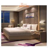 Mobilia moderna cinque stelle della camera da letto dell'hotel della locanda di festa per il ricorso