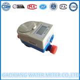 Medidores de água pagados antecipadamente do RF cartão sem contato (DN15mm-DN25mm)