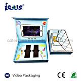 Rectángulo de presentación video modificado para requisitos particulares del LCD de la pantalla de 6 pulgadas para hacer publicidad/los regalos
