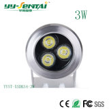 LED 방수 3W 고품질 스포트라이트