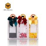 Bouteille en plastique liquide de empaquetage cosmétique pour le parfum (BEE-MDF-340)