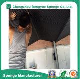 La mousse ignifuge d'insonorisation d'insonorisation de mousse lambrisse l'isolation de mousse de polyuréthane