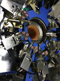 로봇 모형 양말 기계