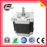 1.8 grados NEMA23 motor de pasos híbrido de 2 fases para la impresora de la foto