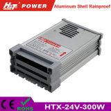 24V 12A 300W LEDの変圧器AC/DCの切換えの電源Htx