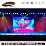 3800Hz P1.923 Super HD plein écran LED de couleur Mur intérieur