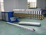 Câmara de ar oval que dá forma à máquina