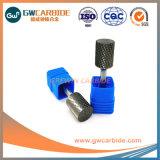 A-M la forme différents de carbure de bavures rotatif