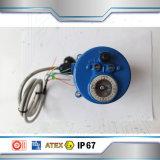 24V Mini Elektrische Actuator van gelijkstroom voor Kogelklep en Vleugelklep