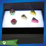 LED 음식 아크릴 전시 상자