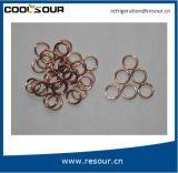 Coolsourの銅の溶接のろう付けの合金の棒のコップの溶加材