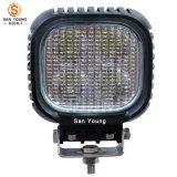 Кри 40W 5 дюйма квадратные светодиодные лампы рабочего Sanmoom 10-30V
