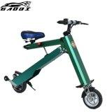 2018 Poids léger /haute vitesse/confortable mini vélo électrique pliant