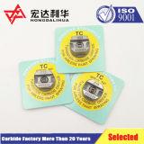 Zhuzhouの工場からのカスタマイズされた超硬合金のノズル