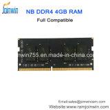 Joinwin/OEM SODIMM ноутбук ОЗУ DDR4 4 ГБ 2133Мгц 260-контактных модулей памяти для ноутбука