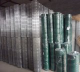 2X2 2X4 Hole Size Galvanized Welded Wire Mesh for Fence Panel