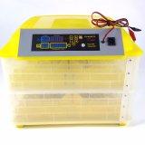 Hhd 98% a taxa de eclosão de ovos de aves de capoeira incubadora automática para venda