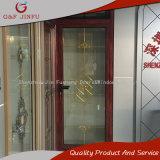 Migliore portello di alluminio personalizzato di vendita della stanza da bagno di formato di prestazione buona