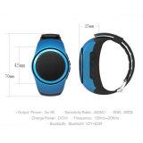 Super Bass Wireless reloj de pulsera Deportes Música portátil de Altavoces Altavoces Mini Deporte temporizador