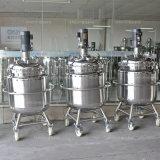 Edelstahl-beweglicher mischender Isoliersammelbehälter