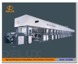 기계 (DLYA-131250D)를 인쇄하는 Shaftless 고속 자동 윤전 그라비어