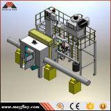 高いQualitythreadedのコラムのショットピーニング機械、モデル: Msh-80L2-2
