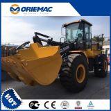 XCMG 3m3 de 5 toneladas de la cuchara cargadora de ruedas delantera ZL50GN