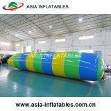 膨脹可能な水カタパルトの塊、巨大で膨脹可能な水跳躍の管、膨らまし式枕