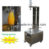 O peeling de mamoeiro vegetais automática peeling de abóbora Descascador de máquina de processamento