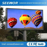 Outdoor Fixed Advertisement를 위한 고해상 P8 LED Display