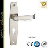 Palanca de bloqueo de la puerta del panel de acero con las teclas y el cilindro (7013-Z6018-CL)